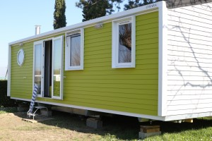 location de mobil home au Pays Basque, mobil home insolite