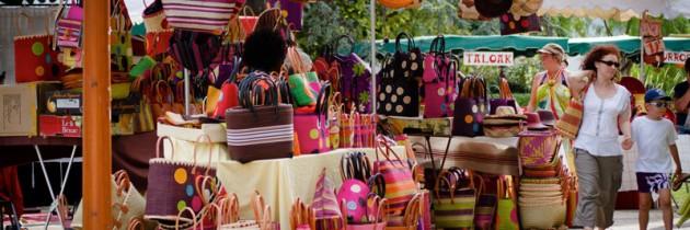 Les marchés à Hendaye